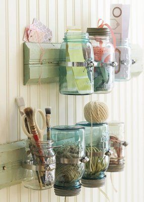 Craft and Sewing Room Storage Ideas Oh You Crafty Gal