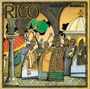 RICO RODRIGUEZ - Man from Wareika (1977)