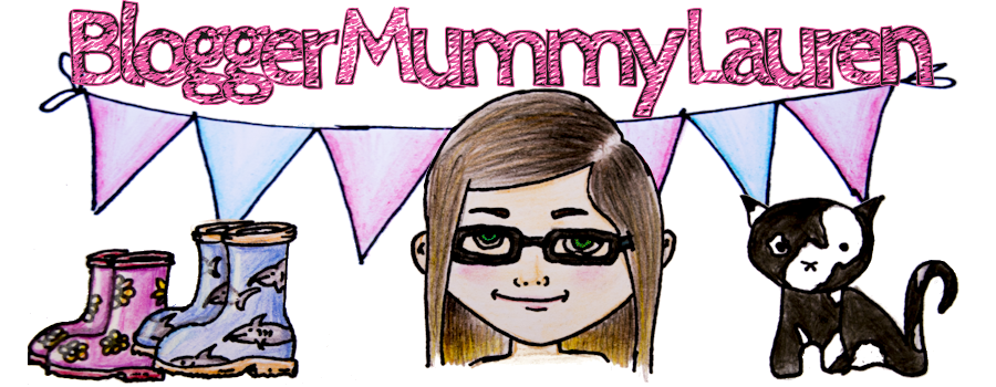 Blogger Mummy Lauren