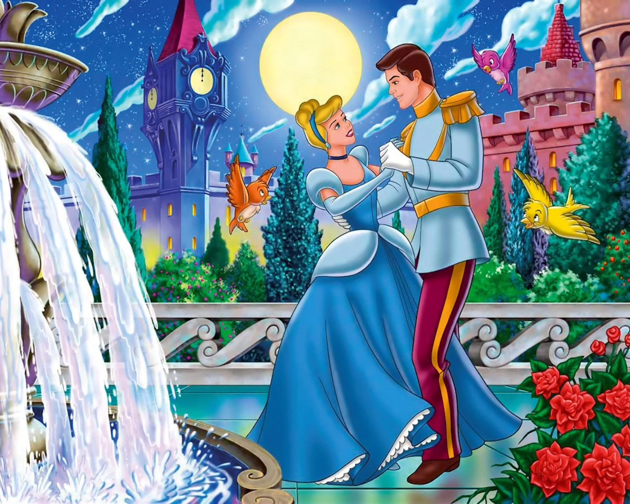 Cinderella Story For Child