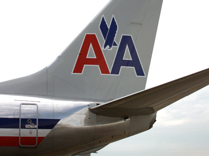 American airline poker hand