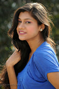 Sneha Tagore Photo shoot in Blue-thumbnail-15
