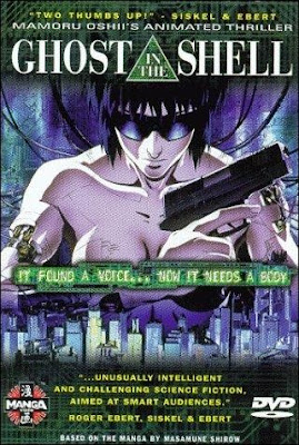 Ghost in the Shell – DVDRIP LATINO