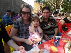 Almoço na Vila Vicentina