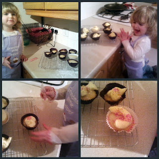 Baking at 2