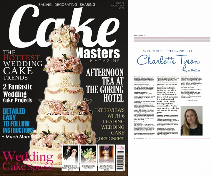 Order Your Copy Direct From Http Www Cakemasters Co Uk Product August 2017