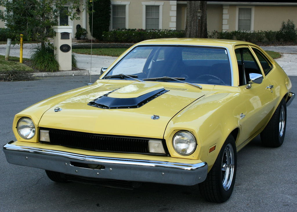 Daily Turismo V8 Custom 1975 Ford Pinto