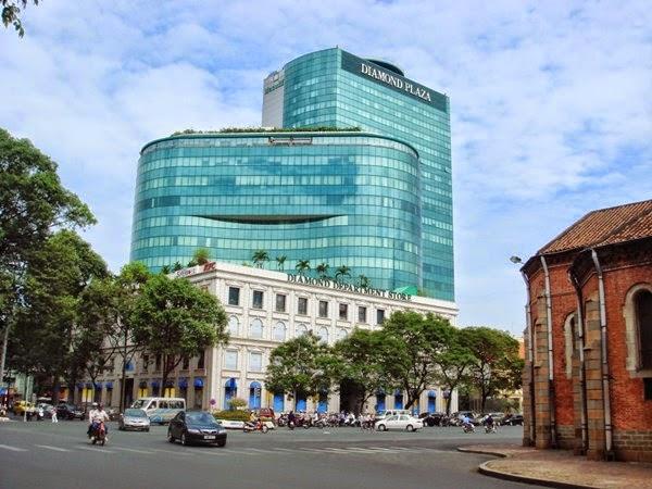 Tòa nhà Diamond Plaza