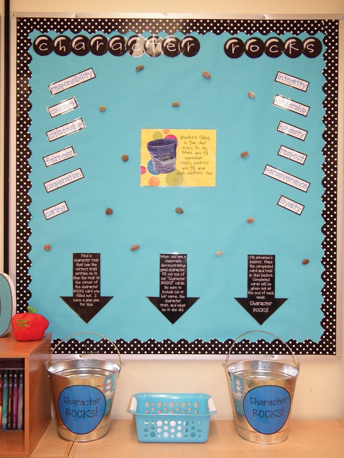 goal setting bulletin boards