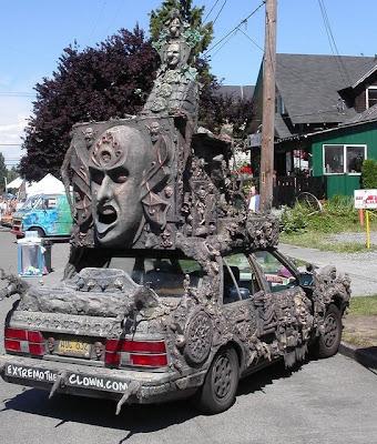 Terror Car