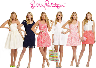 Lily Pulitzer clothing