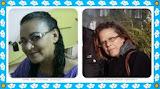 Eu e a madrinha de meu blog