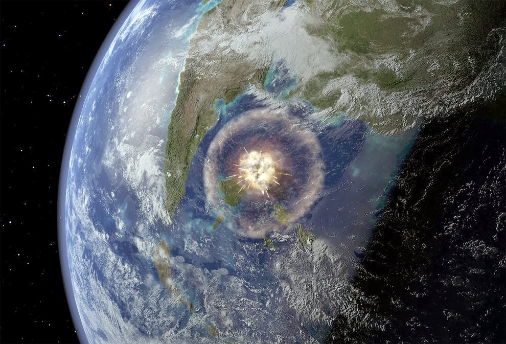 The Dragon's Tales: First Evidence of Global Winter From ...