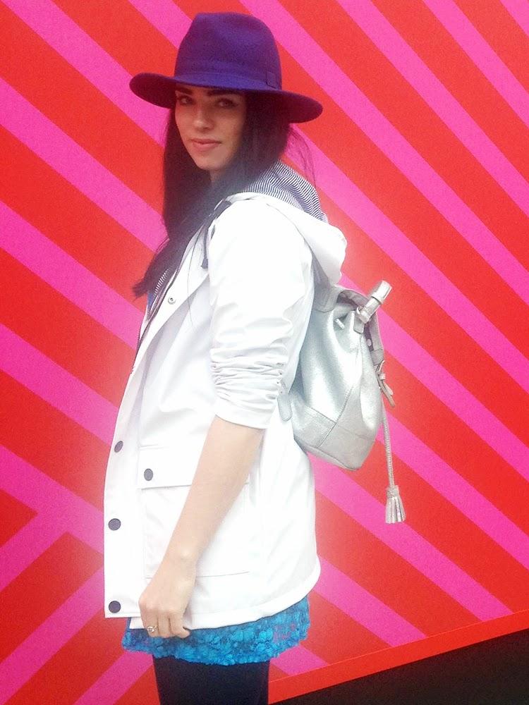 Emma Louise Layla at London Fashion Week