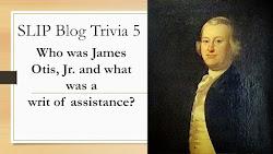 SLIP 24 Blog Trivia