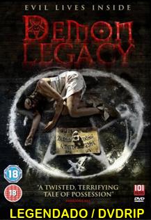 Assistir Demon Legacy Legendado 2014