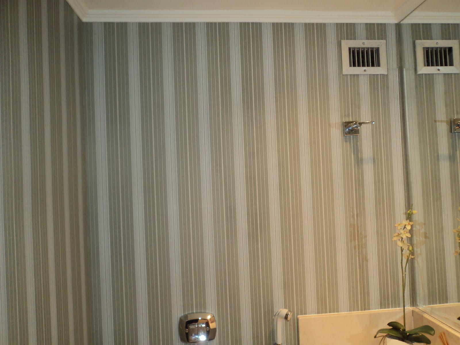 Marcelo papel de parede (021) 9198 8699: lavabo com papel de parede  #8F6B3C 1600 1200