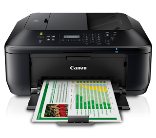Spesifikasi Printer Canon Pixma MX477