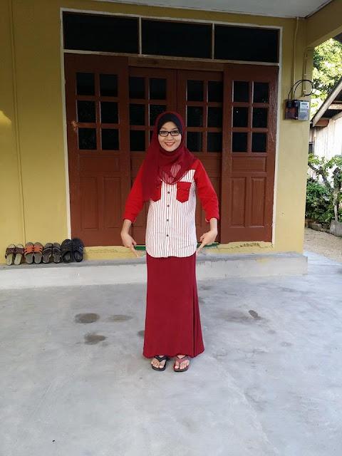 zalora, skirt kembang, skirt zalora, zalora malaysia, pengalaman shopping zalora,