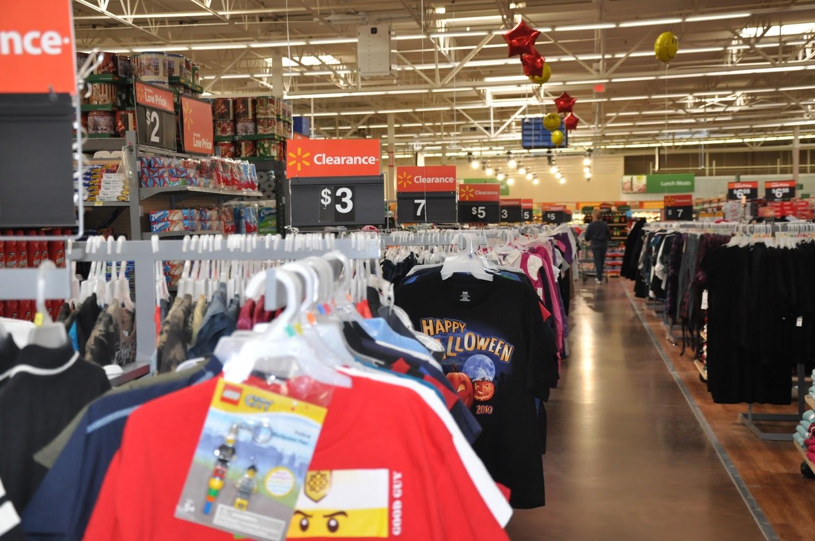 walmart clothes prices