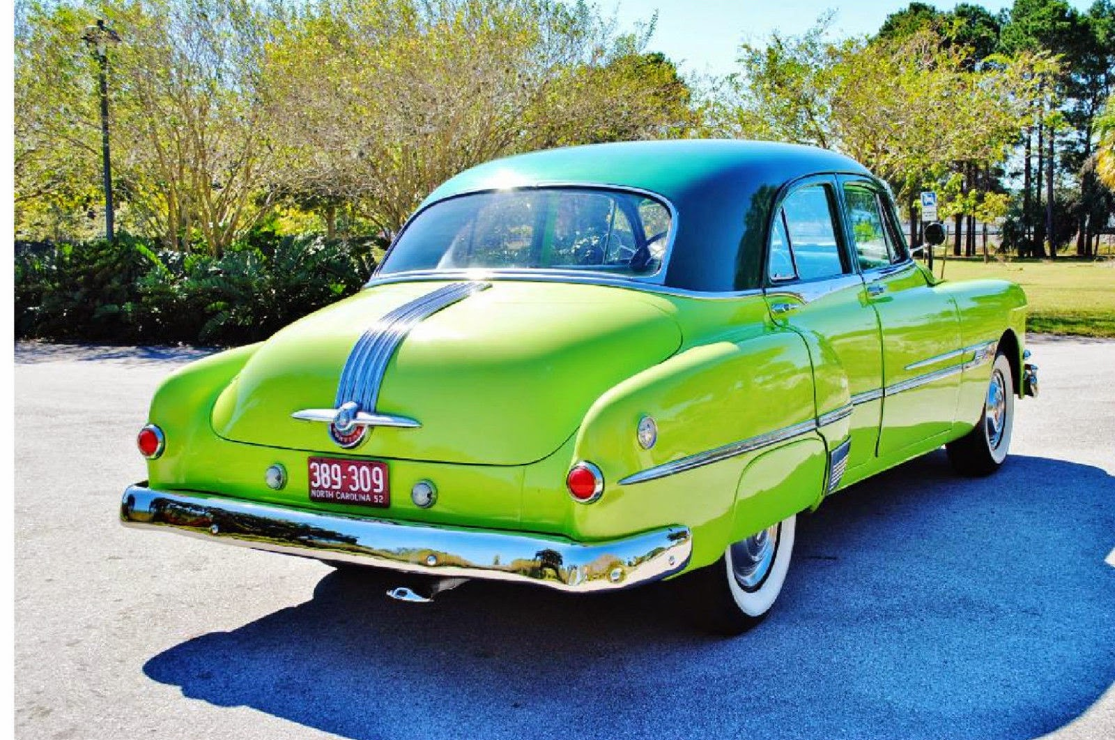 1952 pontiac chieftain pictures to pin on pinterest for 1955 pontiac chieftain 4 door