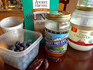Blueberry Crisp Dessert Recipe