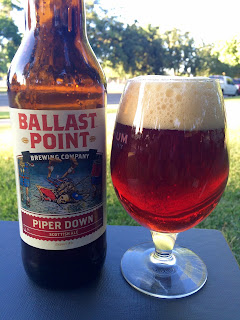 Ballast Point Piper Down Scottish Ale 1