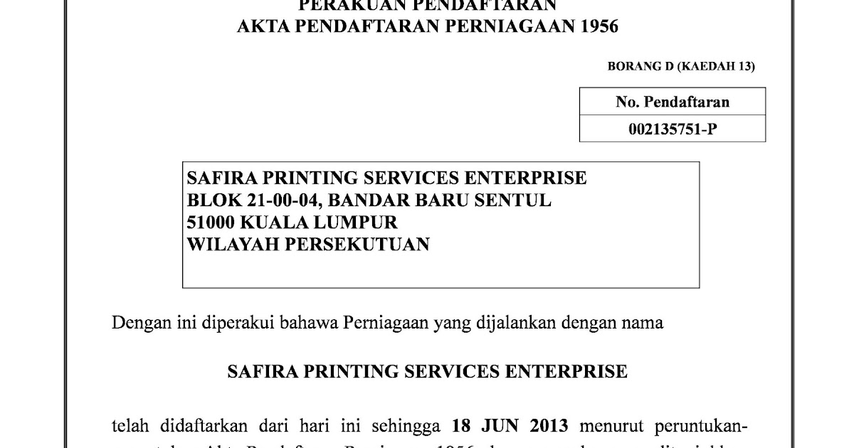 printing services company profile pdf