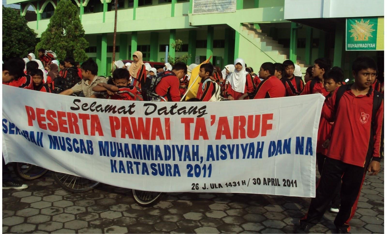 SMP Muhammadiyah 1 Kartasura