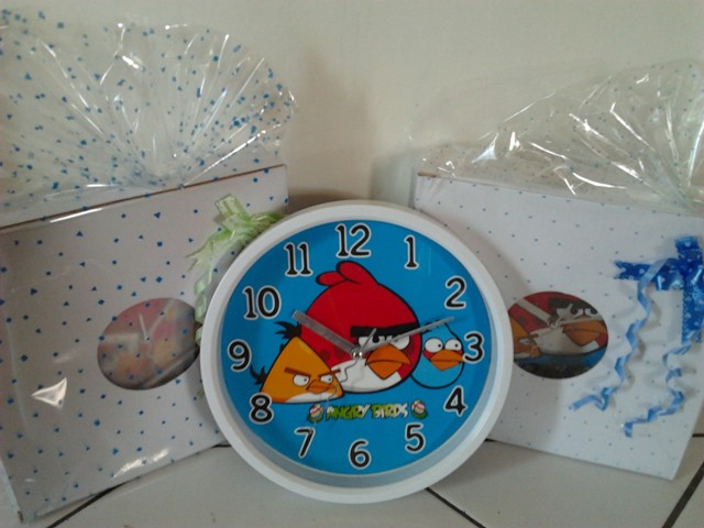 untuk souvenir ulang tahun anak, karena motif yang lucu, anak-anak ...