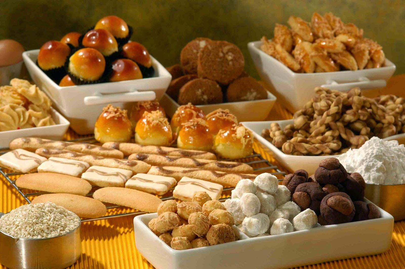Kemanisan Makanan Penutup Khas Negara Timur Tengah