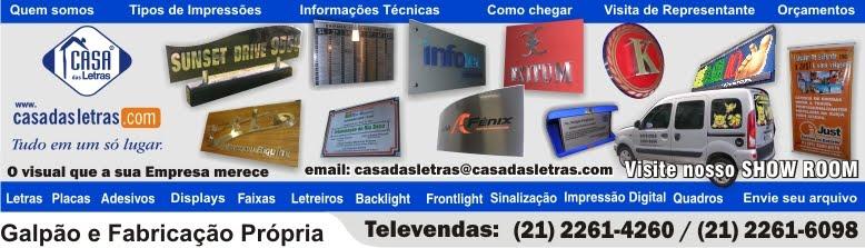 A Casa das Letras Comunicação Visual Ltda.