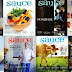 Sauce Magazine 2014 Full Year Issues Collection