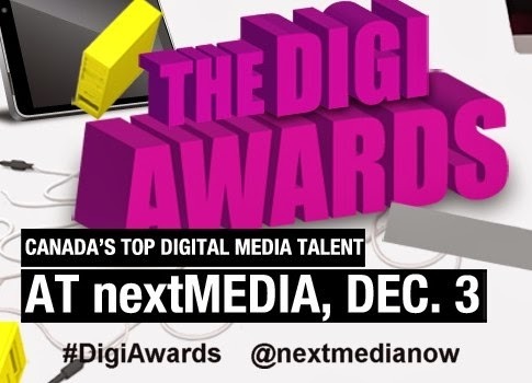 #digiawards Dec 3