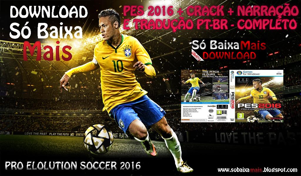 PES 2016 Download - Pro Evolution Soccer 2016 PC