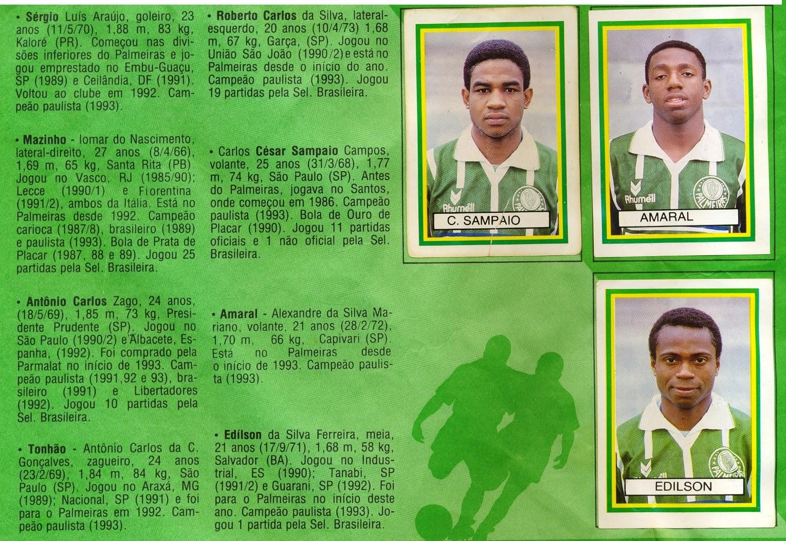 ¿Cuánto mide Roberto Carlos? (futbolista) - Altura - Real height Pal_93_02
