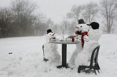 Αστείοι χιονάνθρωποι-10