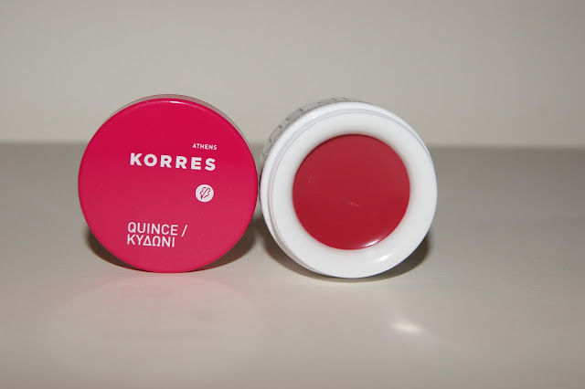 Korres Lip Butters in Quince and Pomegranate Review and ...