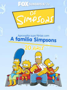 The Simpsons S22E17 HDTV RMVB - Legendado