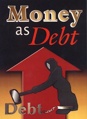 O Dinheiro como Dívida