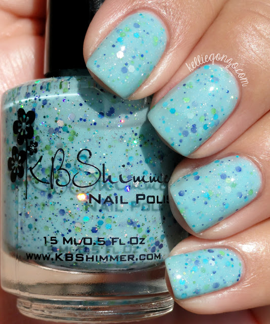 KBShimmer I've Seen Sweater Days