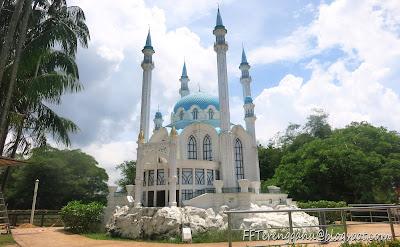 Masjid Kul Sharif, Kazan, Russia