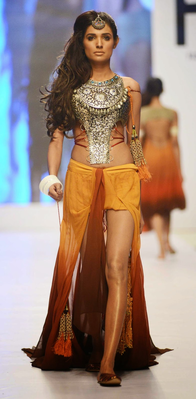 Abel Emmanuel - Fashion Pakistani Week Rising Talent Graduate show - FPW 6