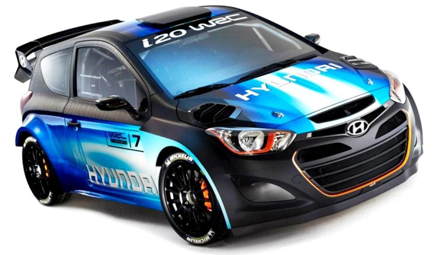 Hyundai i20 WRC Rally. Majalah Otomotif Online