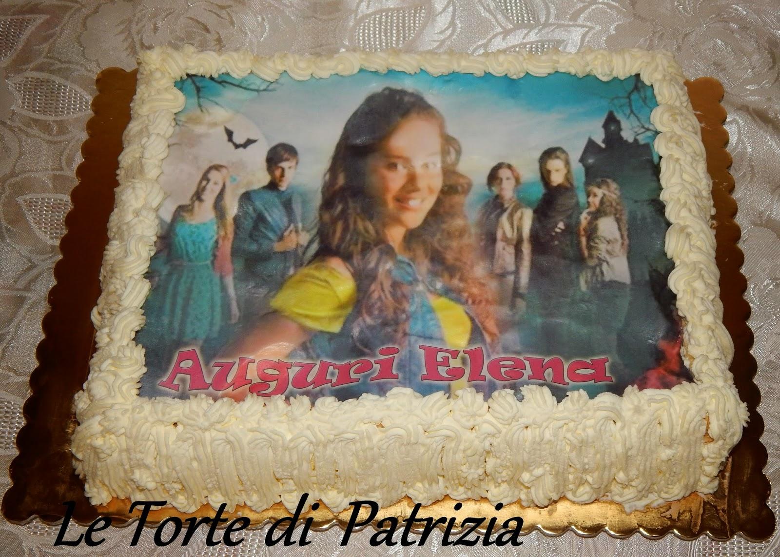 Le torte di patrizia passione e fantasia chica vampiro