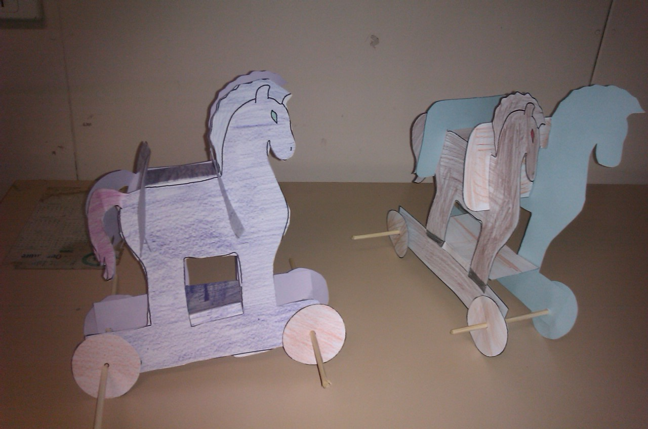 Trojan Horse Activities for Kids