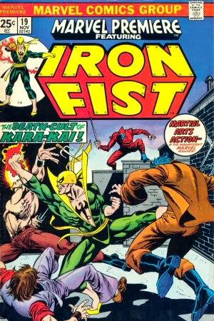 Marvel Premiere #19 picture