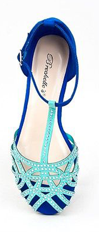 Adorable Mint Flat Sandals