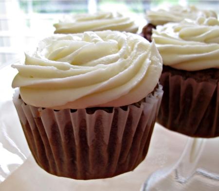 Harvest Cupcakes