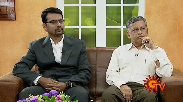 Virundhinar Pakkam – Sun TV Show 29-01-2014 Dr Venkat Ramani Parents And Children Counsellor